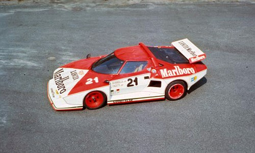 Marlboro liveries (1/2): The iconic look in Formula 1 and Rally