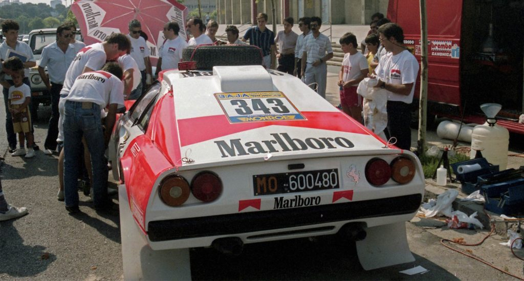 Marlboro liveries (2/2): The rugged 308 GTB and 911, the ultra-fast F1 GTR and more.