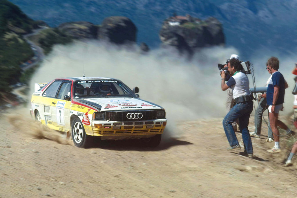Group B: The start (1982), the regulations and the fall (1986)
