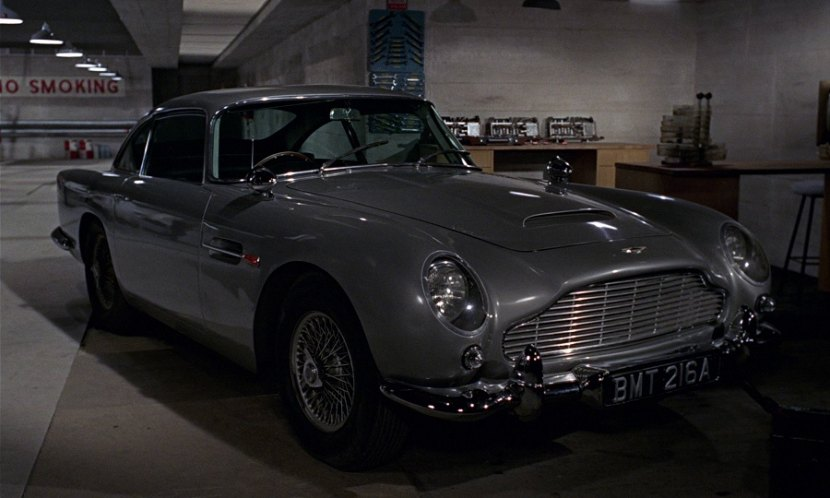 James Bond cars, collection from Aston Martin DB5 to Lotus Esprit... and all the fascinating gadgets.