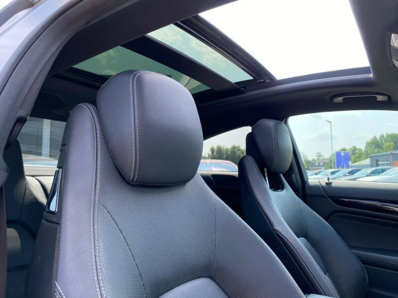 best mercedes c class coupe sunroof