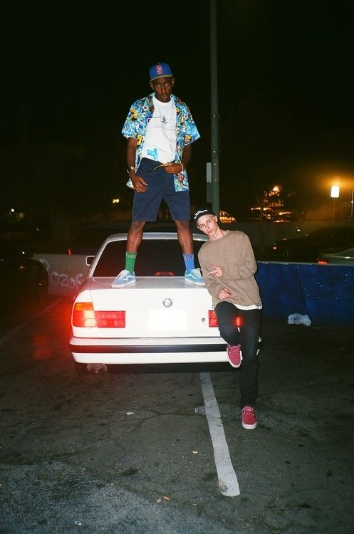 Tyler The Creator cars, collection from pink vintage rally Fiat to luxury SUVs (Rolls-Royce).